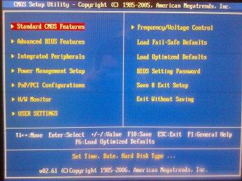 Как переустановить Windows 7 через БИОС сделай сам в картинках. как установ